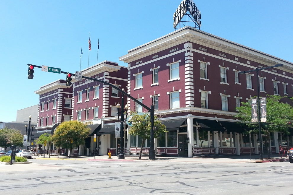 Hotels Near Temple Square Salt Lake City