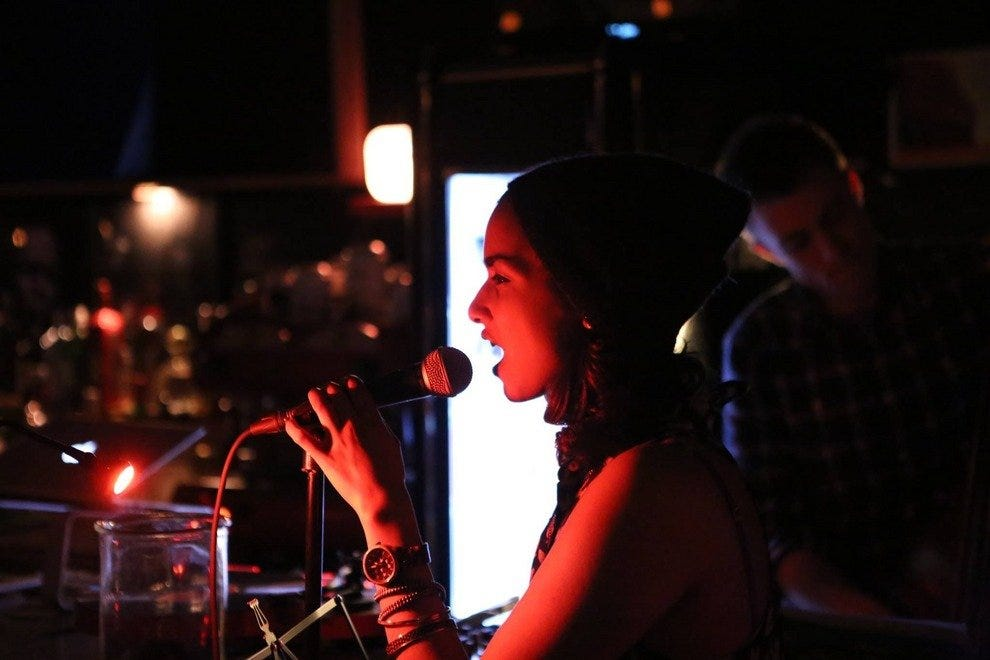 The Rex Hotel Jazz and Blues Bar: Toronto Nightlife Review ...