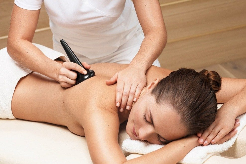 Relax in Palm Springs this summer with a massage at Miramonte