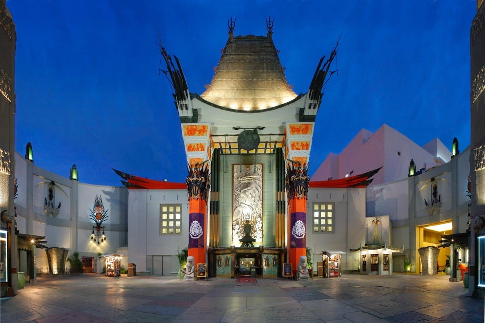 Best Los Angeles Attractions and Activities: Top 10Best Attraction ...