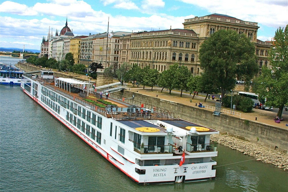 The new long ships touring European waterways are easy travel for European newcomers