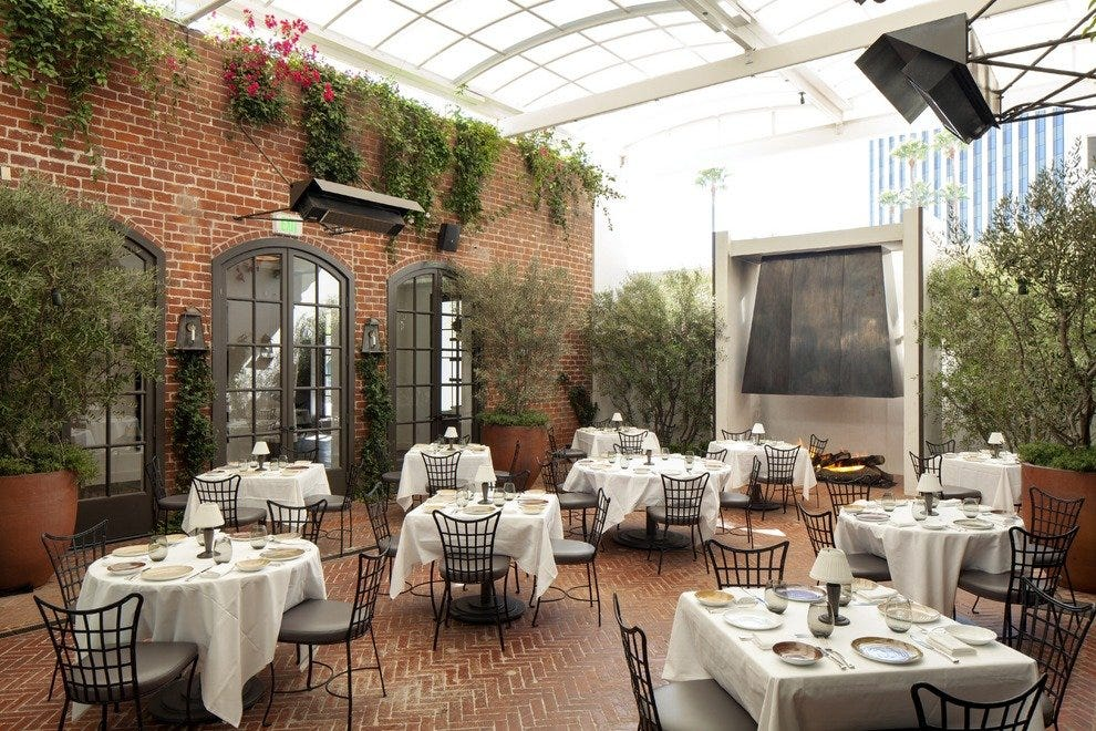 Spago: Los Angeles Restaurants Review - 10Best Experts and Tourist ...