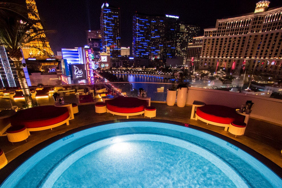 Drai S Beach Club 183 Nightclub Las Vegas Nightlife Review