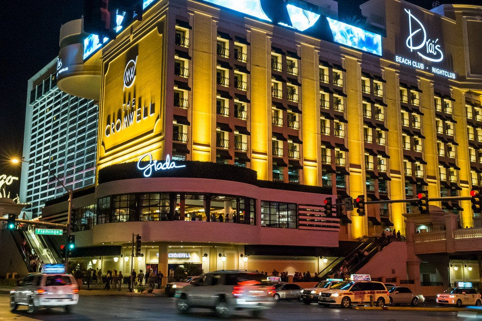 The cromwell a new las vegas luxury boutique hotel for Best boutique hotels vegas