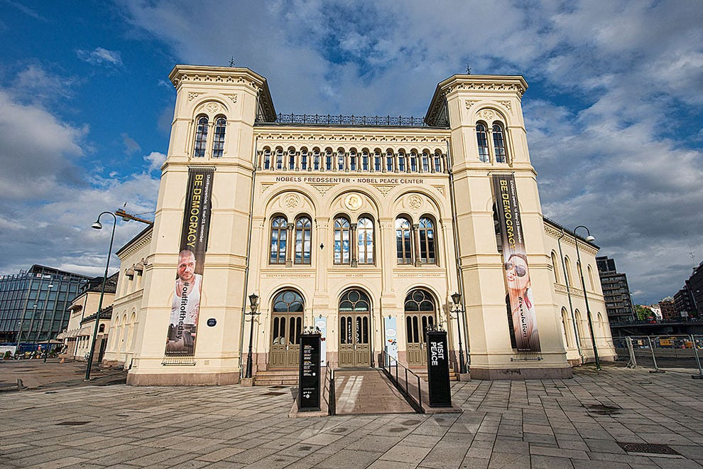 The Nobel Peace Center, Oslo