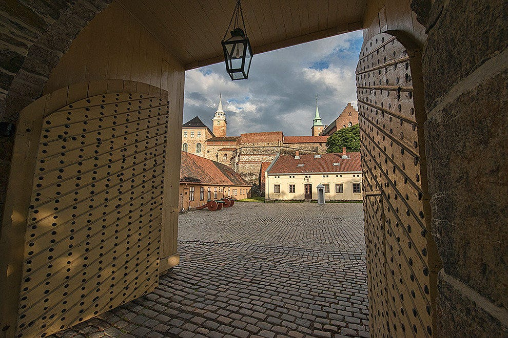 The Akershus Castle