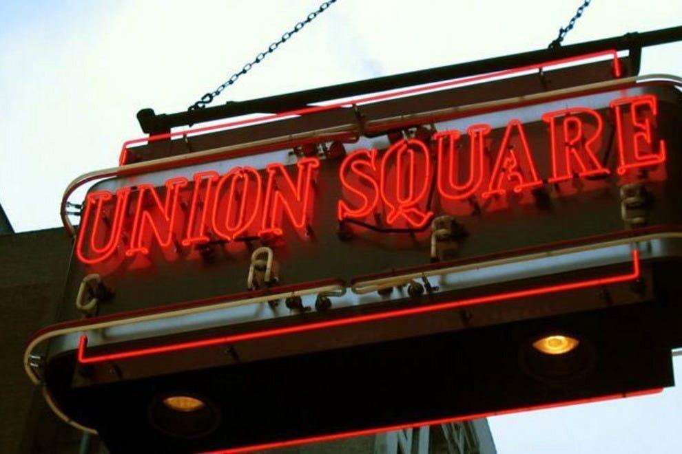 联合广场咖啡厅