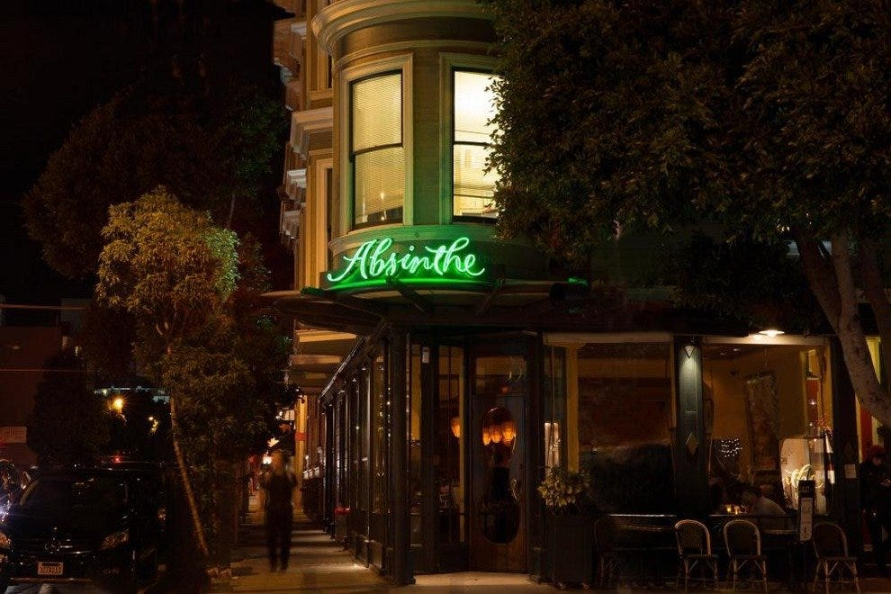 Absinthe Brasserie and Bar