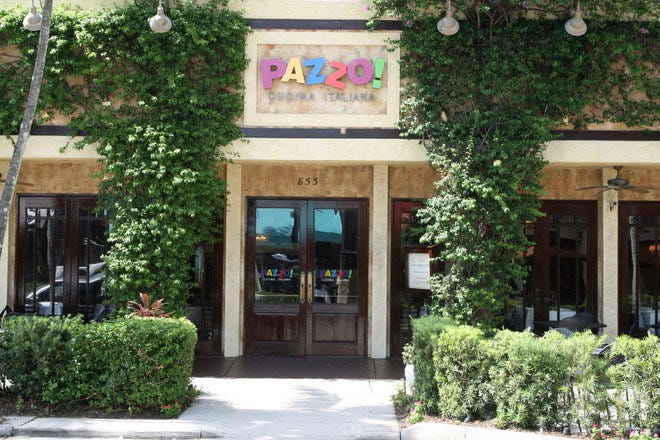 Pazzo Naples Restaurants Review 10best Experts And