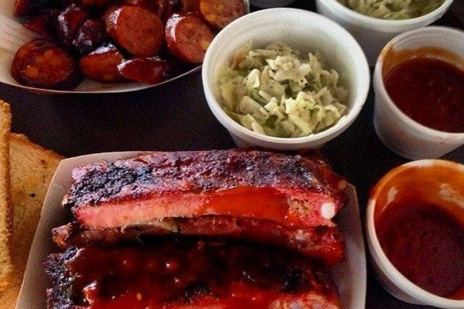 Railhead Smokehouse