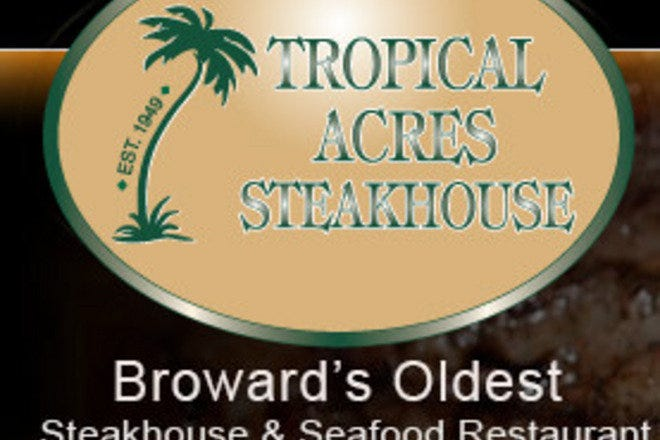 Tropical Acres Steakhouse