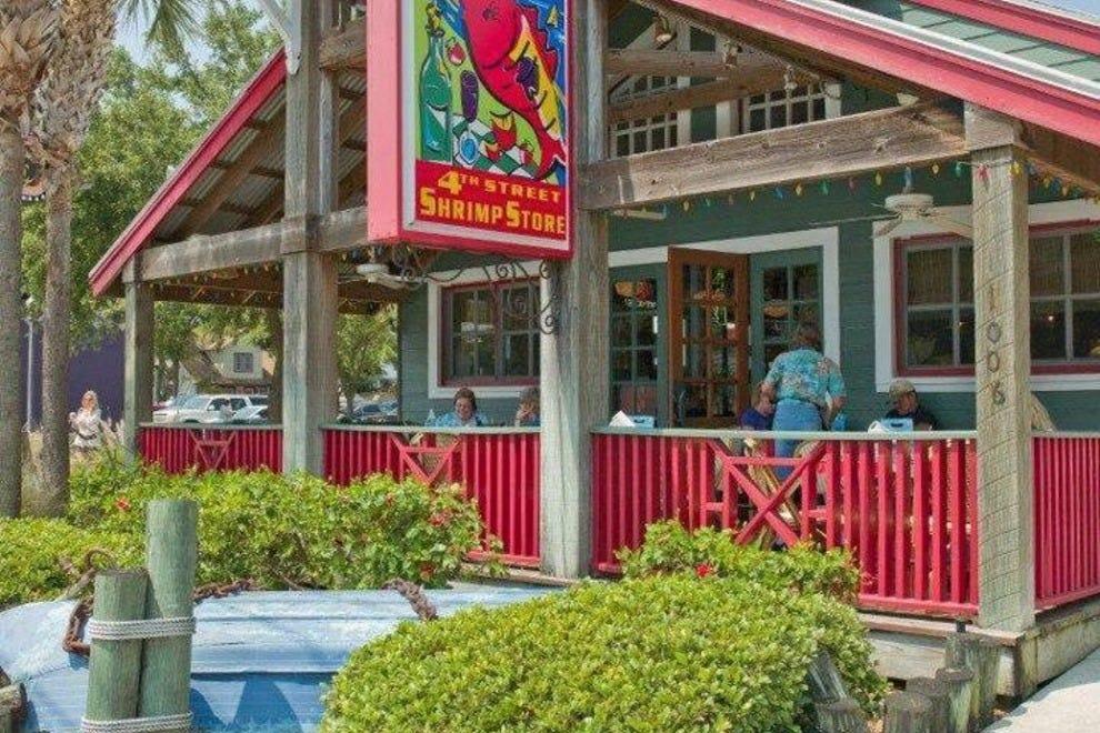 Mid Island Seafood Restaurant St Petersburg Florida