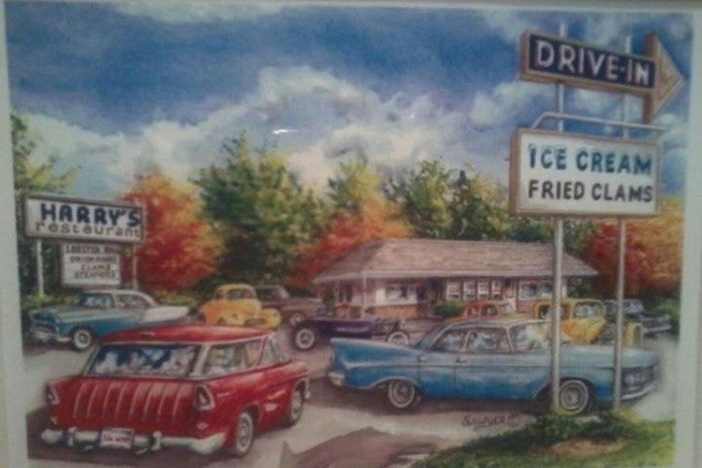 Harry's Restaurant & Dairy Bar