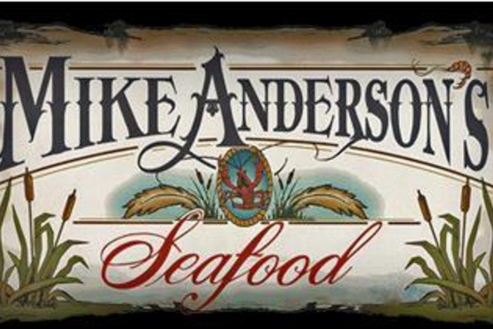Mike Anderson's Seafood Restaurant & Oyster Bar