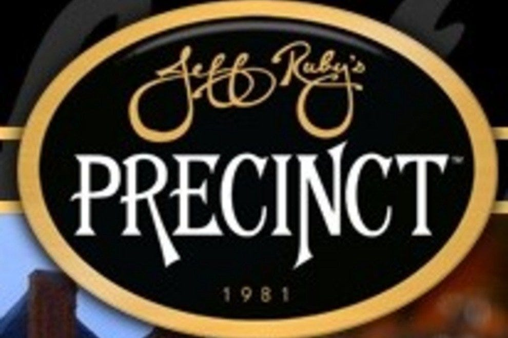 Jeff Ruby's Precinct