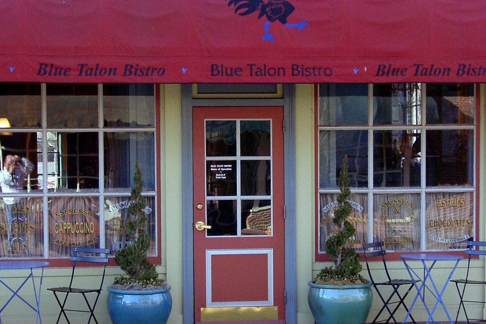 Blue Talon Bistro