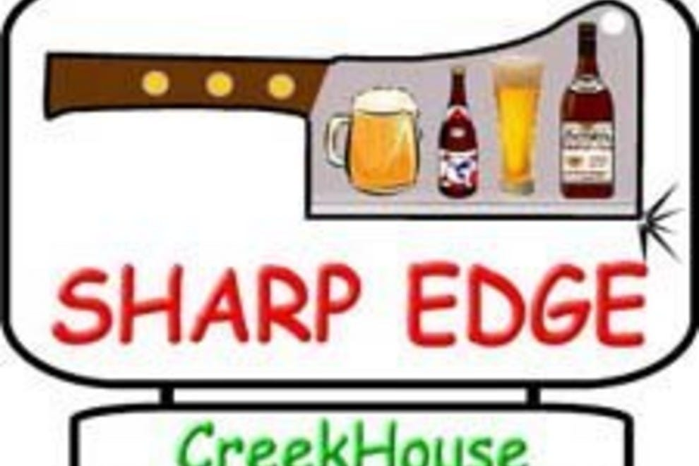 Sharp Edge Creek House