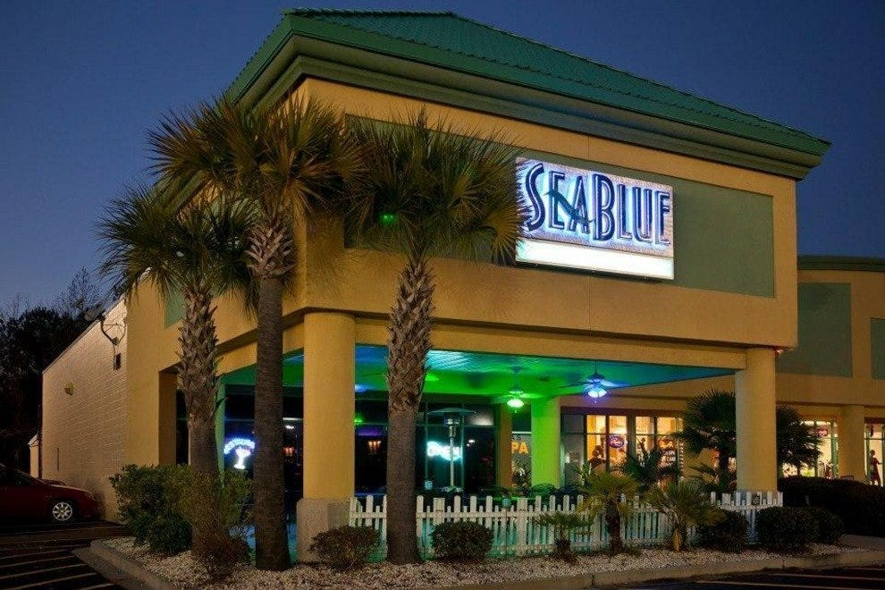 SeaBlue Restaurant & Wine Bar