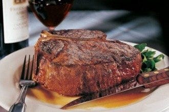Morton's The Steakhouse - Boston Seaport