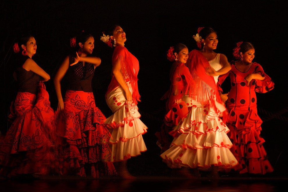 Visit Project Fiesta! to view photos of past Old Spanish Days performances