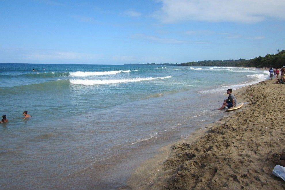 Cocles海滩