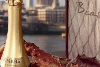 Krug and Krustacean: The Ultimate London Food Experience?