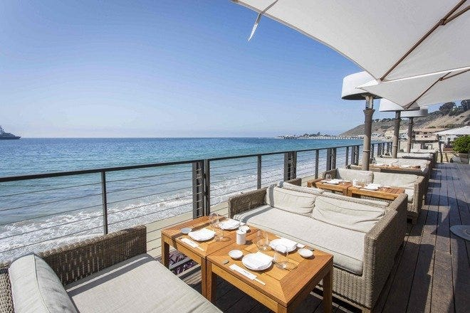 Malibu's Best Restaurants