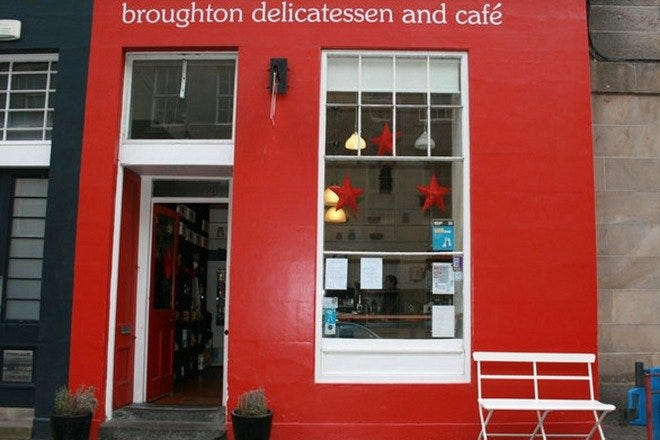 Broughton Delicatessen