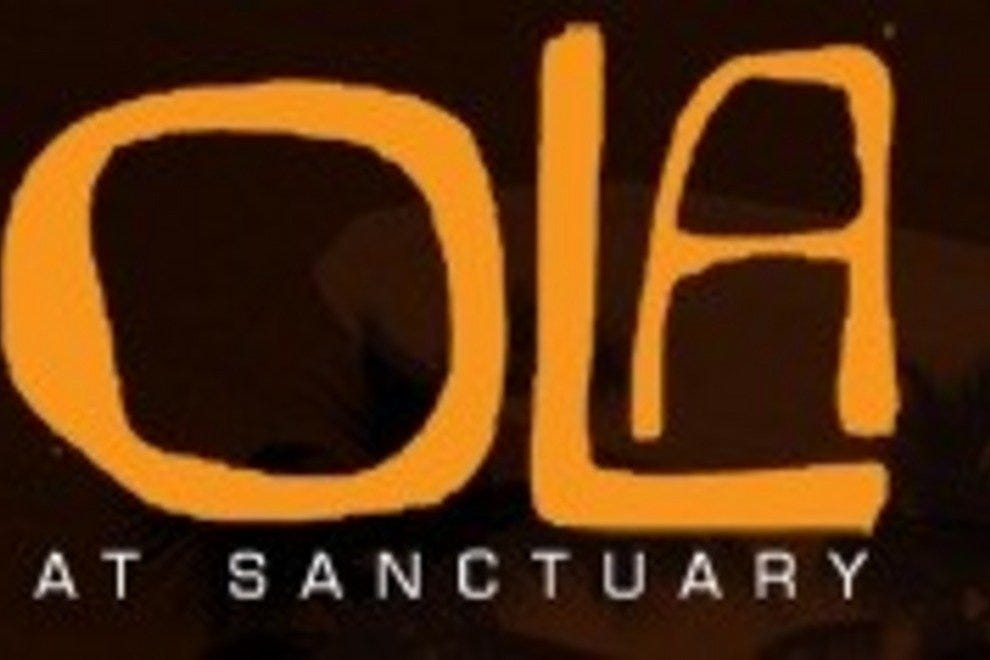 Ola at Sanctuary