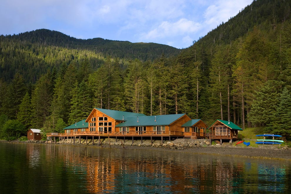 Fishing Alaska's Inside Passage is a specialty of Steamboat Bay Fishing Club.