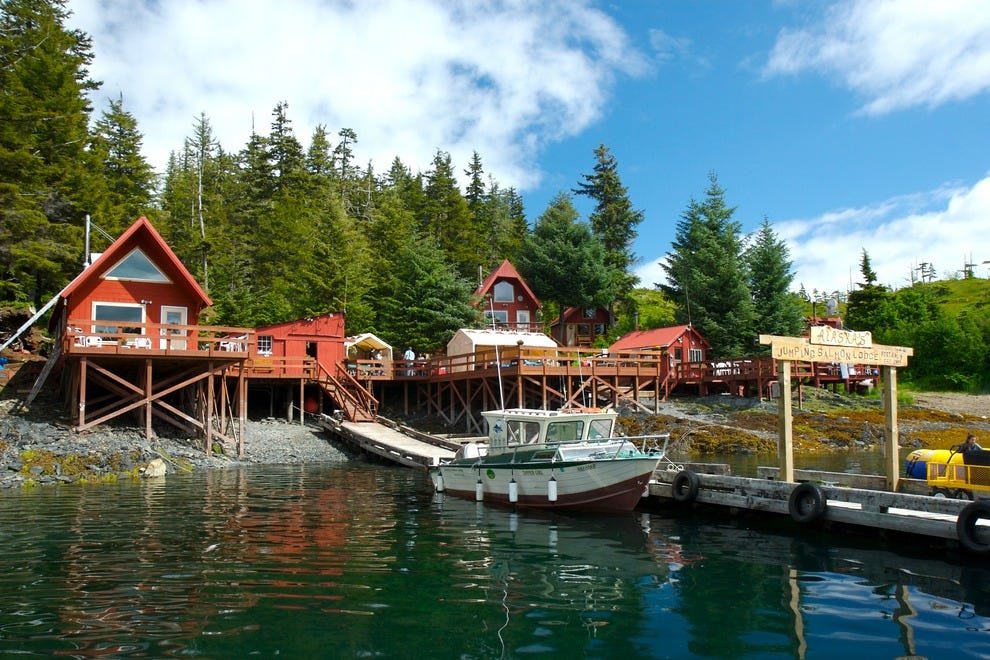 10best alaska fishing lodges 101 sports adventure