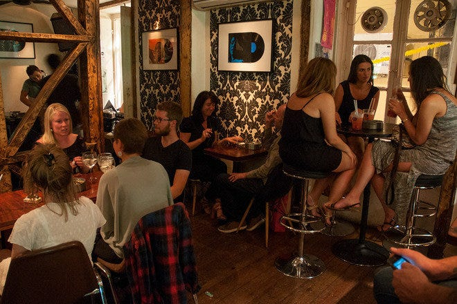 Bars in Lisbon