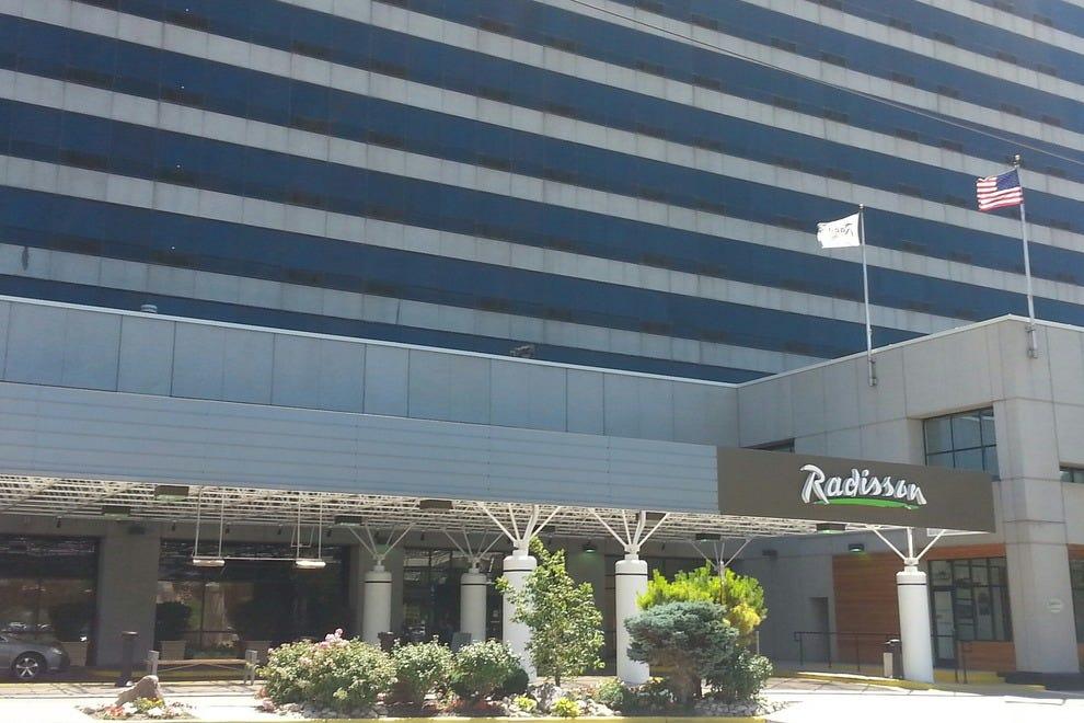 Radisson Hotel Salt Lake City Downtown Updated 2017 S