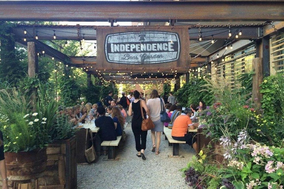 Independence Beer Garden