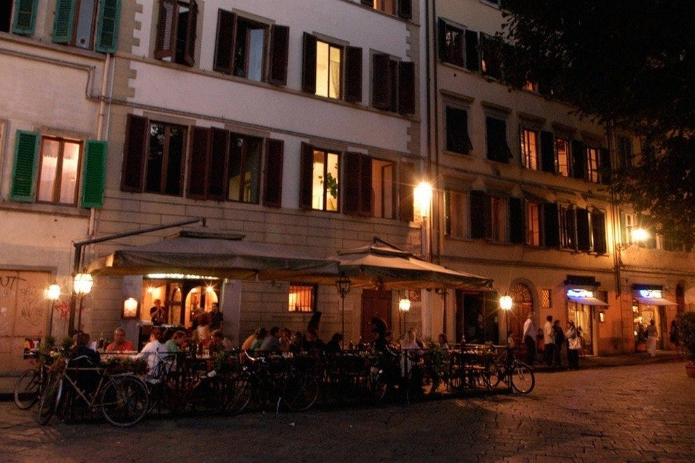 Florence italian food restaurants 10best restaurant reviews - Ristorante borgo antico cucine da incubo ...