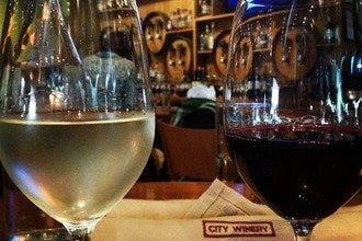 City Winery in Chicago Pours Local Wine on Tap