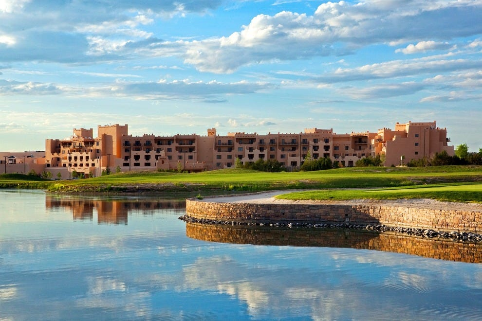 Indian casino hotels in new mexico