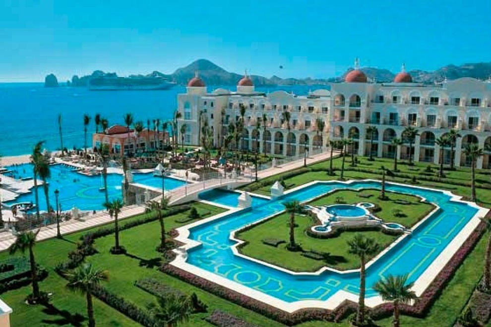 Hilton los cabos beach golf resort for Barcelo jardin mar
