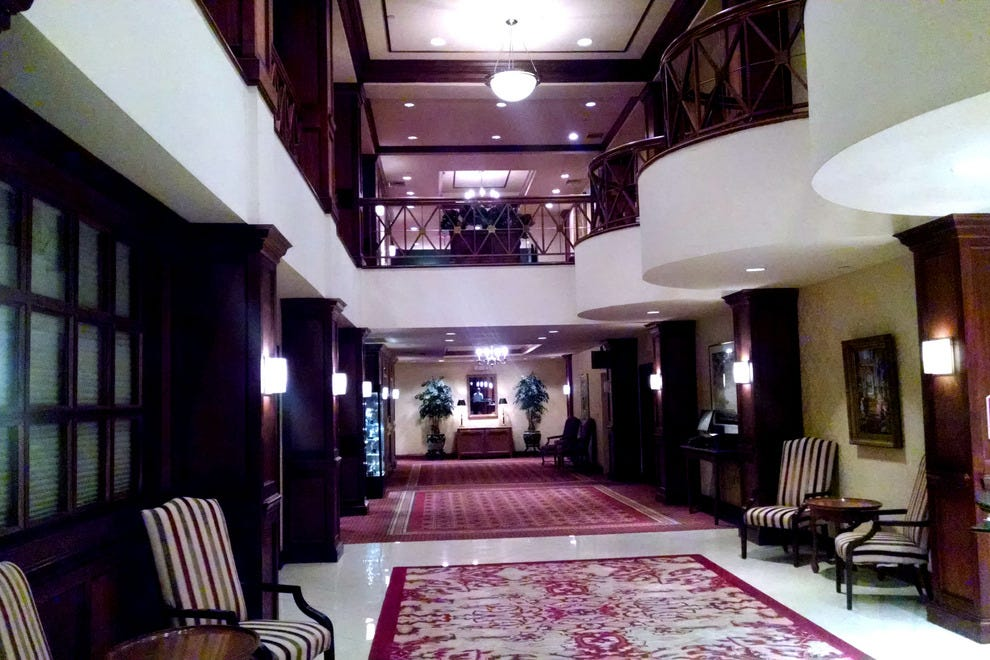Crowne Plaza Hotel Knoxville Downtown University