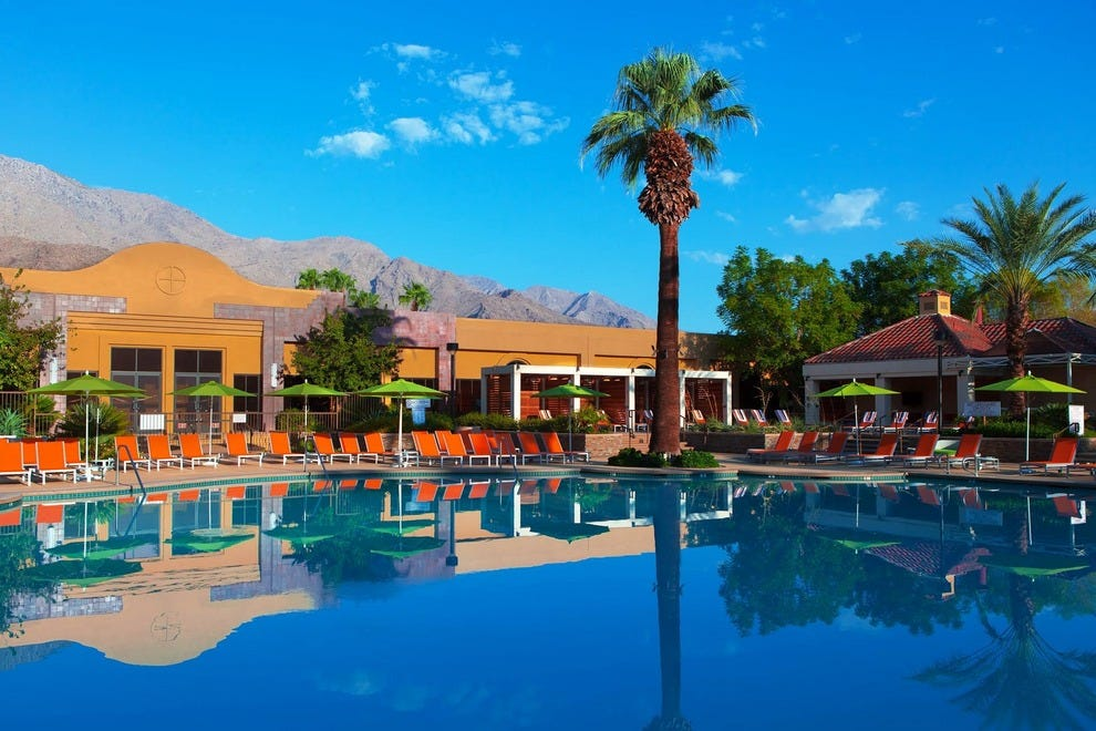 Palmsprings for Palm springs strip hotels