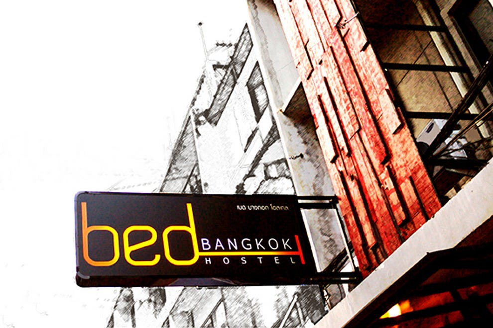 Bed Bangkok Hostel