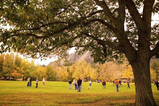 Free Things to Do in Boulder