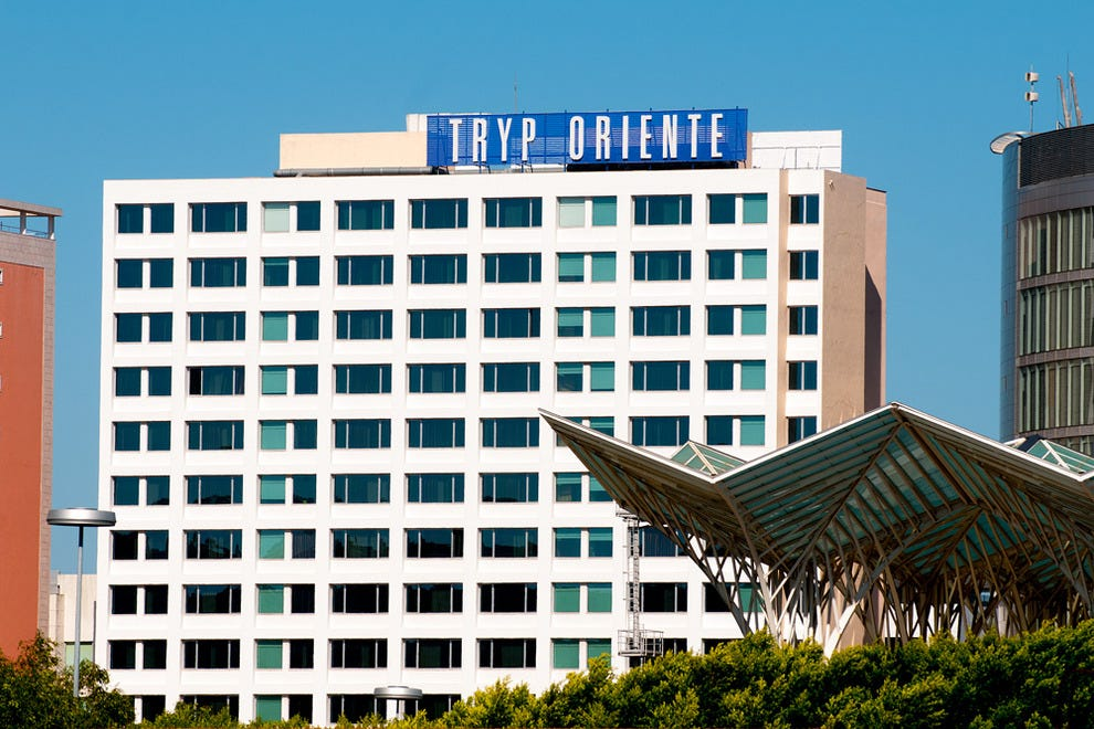 Tryp Lisboa Oriente Hotel Lisbon Hotels Review 10best Experts Portugal Near Airport Newatvs Info
