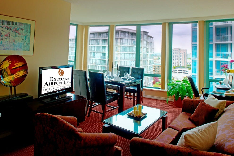 Hilton Hotels Near Vancouver Cruise Terminal