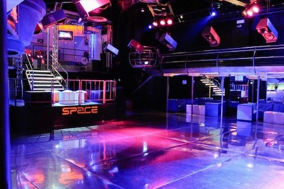 Space Electronic Discoteca Florence Nightlife Review