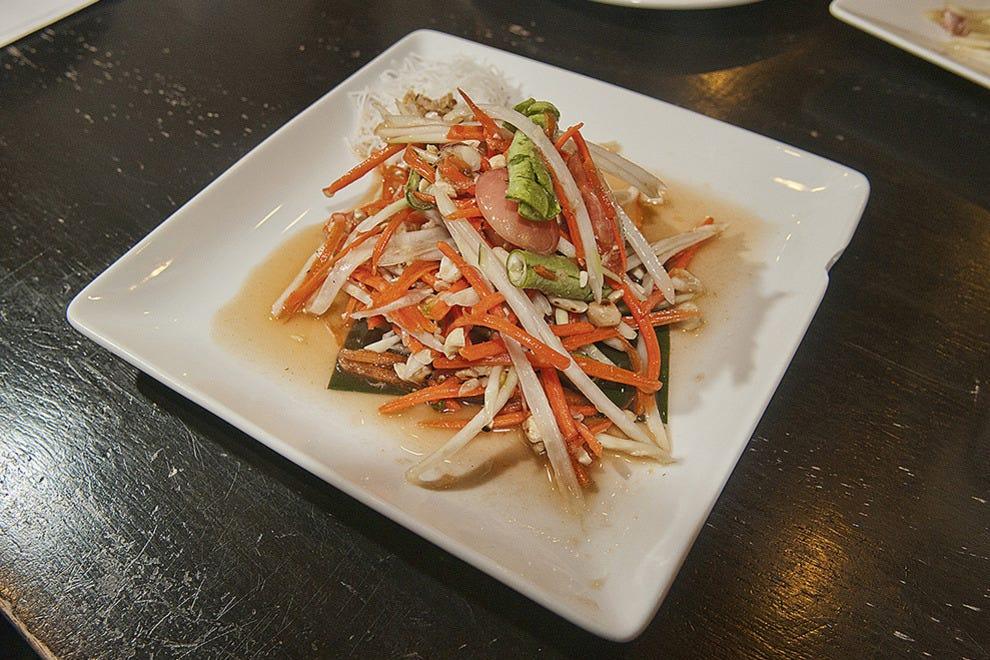 Som Tam Nua Bangkok Restaurants Review 10best Experts