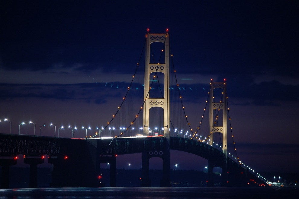 Mackinac Bridge, Mackinac, Mich.