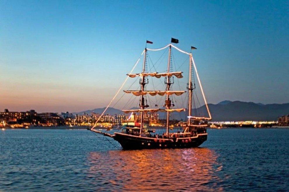 Buccaneer Queen Cabo San Lucas Attractions Review