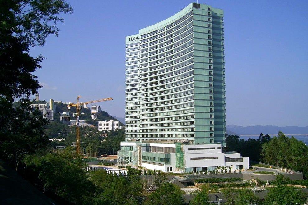 hyatt regency hong kong sha tin hong kong hotels review On hotels ad hong kong
