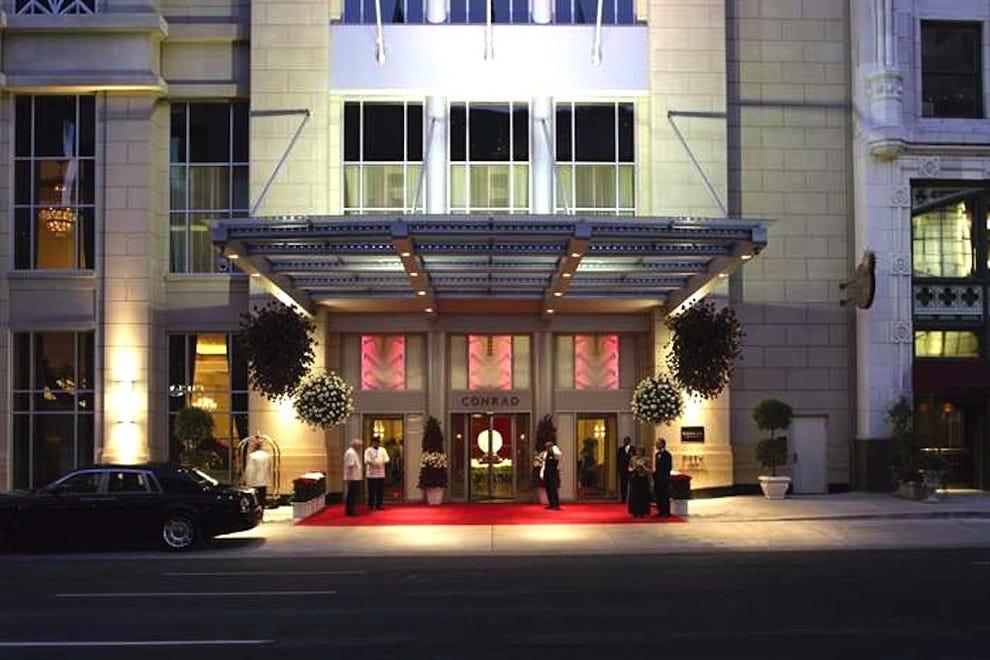 印第安纳波利斯康拉德酒店
